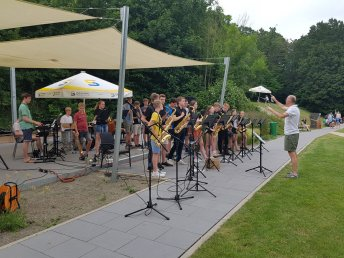 WGBigband-Auftritt am 15. Juni 2019